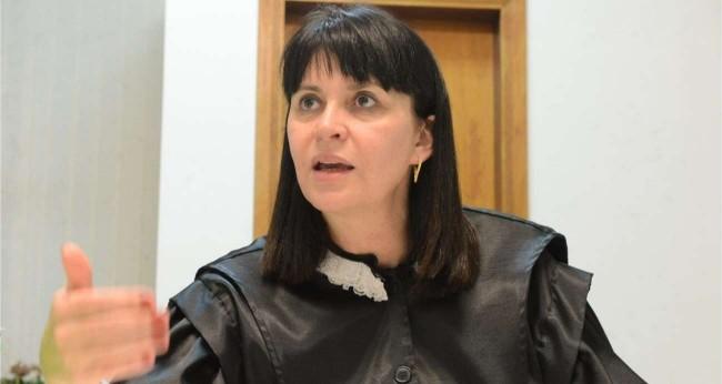 Juíza Sônia Maria Mazzetto Moroso Terres