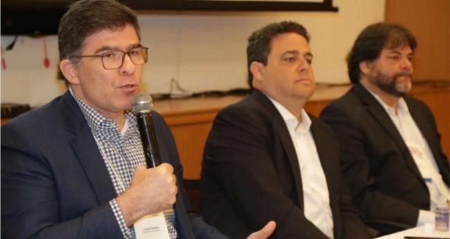Luciano Bandeira e Felipe Santa Cruz