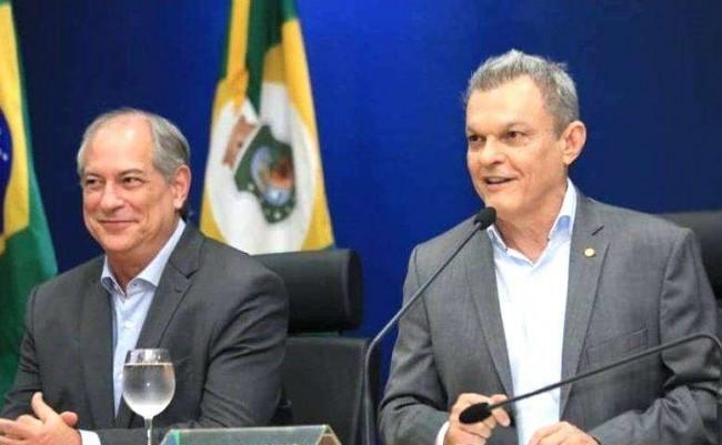 Ciro Gomes e Sarto Nogueira