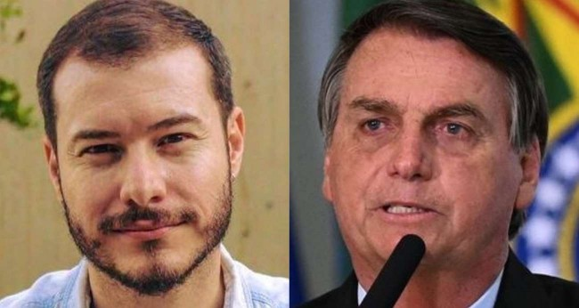 Fotomontagem: Juliano Medeiros e Jair Bolsonaro