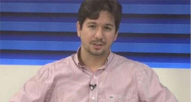 Vereador Samuel Silveira