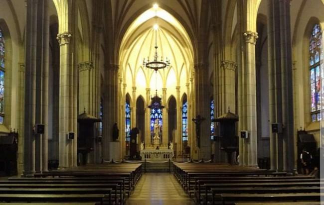 Catedral São Pedro de Alcântara — Foto: Bruno Rodrigues/Arquivo Pessoal