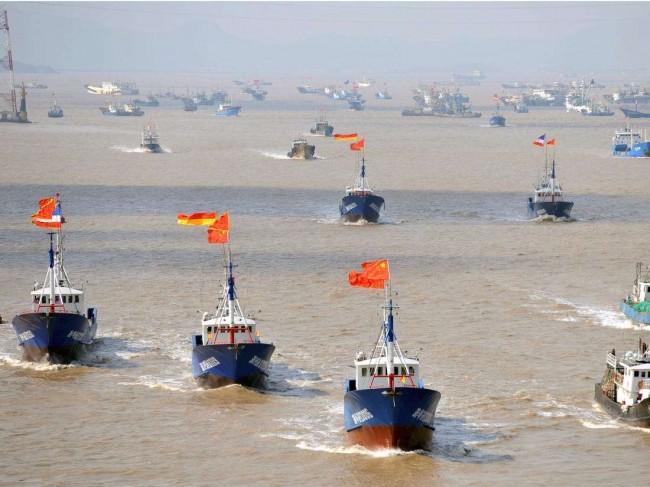 Piratas chineses são uma ameaça mundial - Reprodução internet