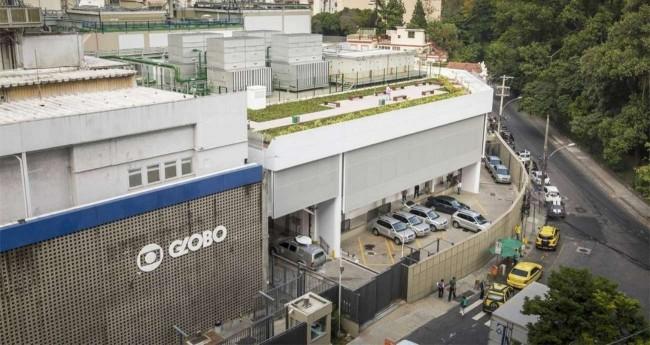 Sede da Globo