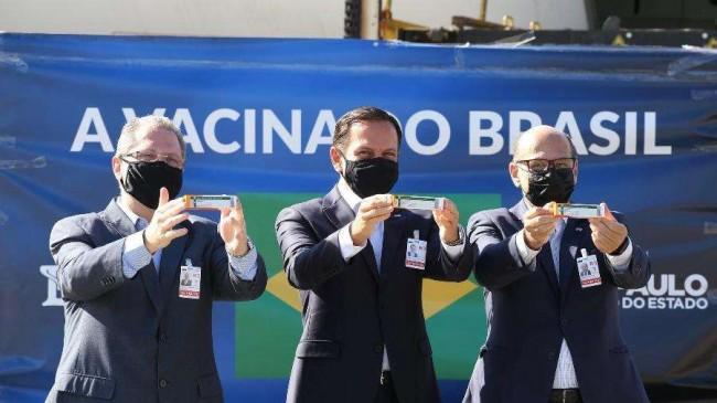 Governo de São Paulo/Divulgação