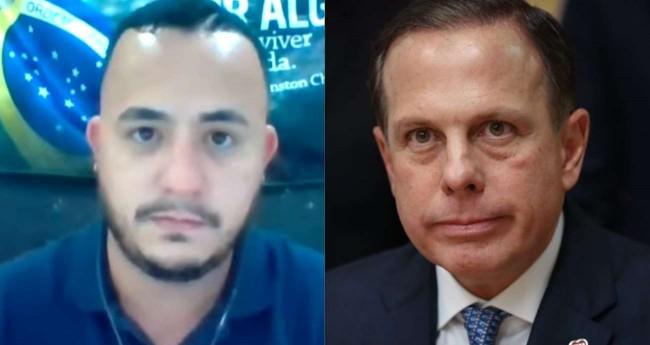 Fotomontagem: Everton Sodario e João Doria