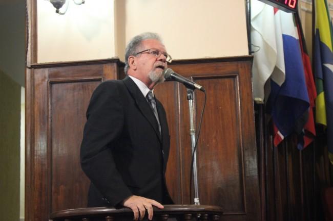 Vereador do PSOL, Paulo Eduardo Gomes