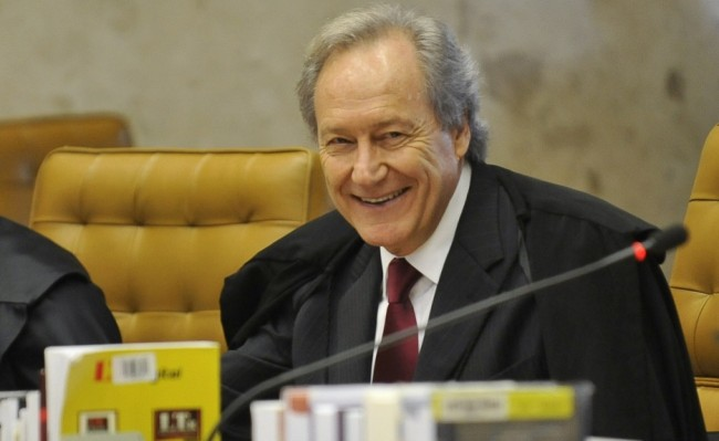 Ministro do STF, Ricardo Lewandowski
