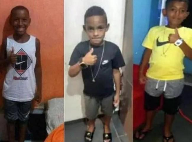 Meninos desaparecidos, em Belford Roxo