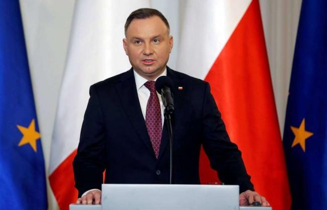Andrzej Duda, presidente da Polônia, foi reeleito em 2020