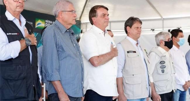 Jair Bolsonaro em Coribe - BA