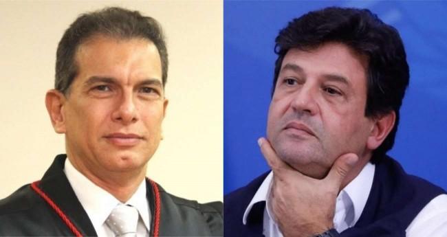 Fotomontagem: Carlos Eduardo Contar e Luiz Henrique Mandetta
