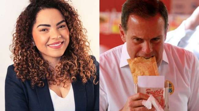 Fotomontagem: Suéllen Rosim e João Doria