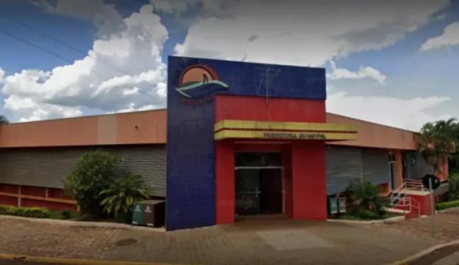 Prefeitura de Boa Vista da Aparecida. Foto: Google Maps