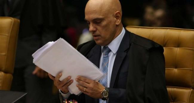 Alexandre de Moraes (Crédito: Fábio Rodrigues Pozzebom/Agência Brasil)