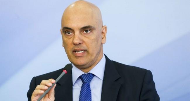Alexandre de Moraes (Crédito: Marcelo Camargo/Agência Brasil)