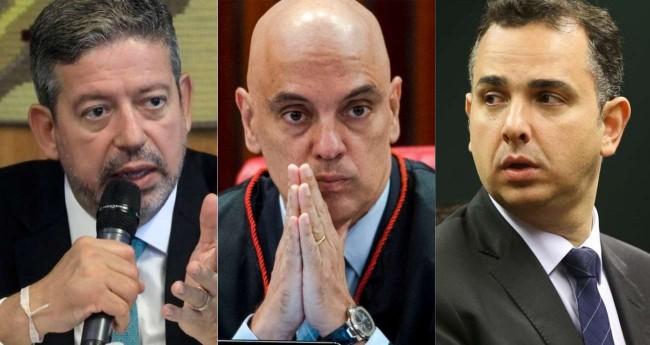 Fotomontagem - Crédito: Luís Macedo/Câmara dos Dep. e Marcelo Camargo/Agência Brasil