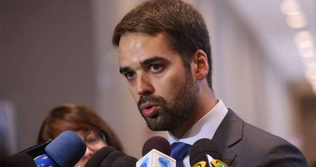 Governador do RS, Eduardo Leite - Foto: Antonio Cruz/Agência Brasil