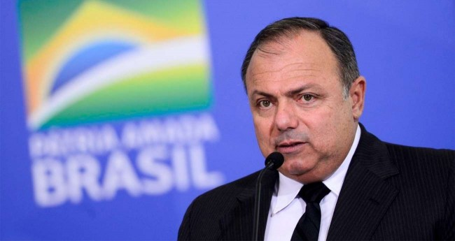 General Eduardo Pazuello - Foto: Marcelo Camargo/Agência Brasil