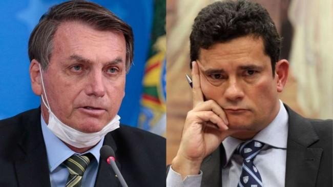 Fotomontagem. Créditos: Carolina Antunes/PR e Wilson Dias/Agência Brasil