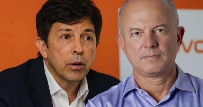 Fotomontagem: João Amoêdo e Roberto Motta