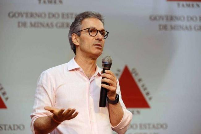 Romeu Zema: exemplo bom gestor - Reprodução internet