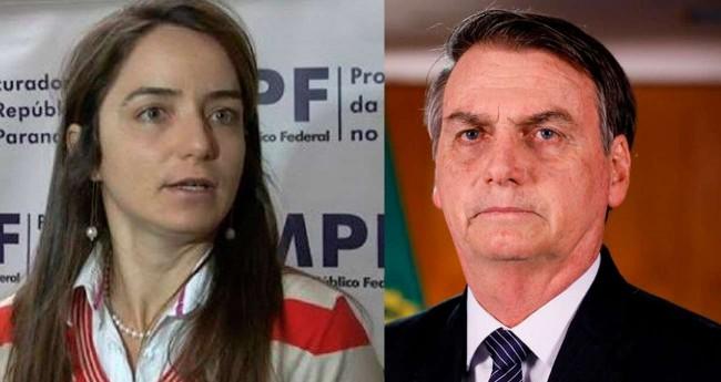 Fotomontagem: Monique Cheker e Jair Bolsonaro (Reprodução)