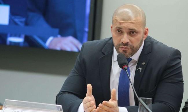 Daniel Silveira - Foto: Plínio Xavier/Câmara dos Deputados