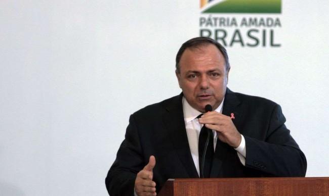 General Eduardo Pazuello -  Foto: Valter Campanato/Agência Brasil