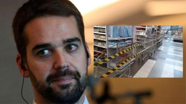 Foto do governador Eduardo Leite: José Cruz/Agência Brasil