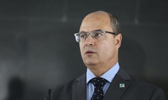 Wilson Witzel - Foto: Antonio Cruz/Agência Brasil
