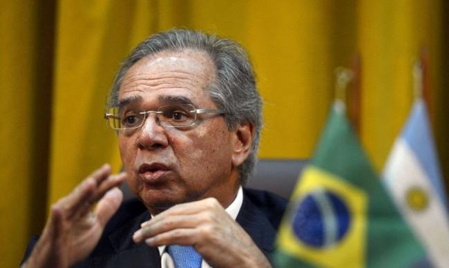 Paulo Guedes - Foto: Tânia Rego/Agência Brasil