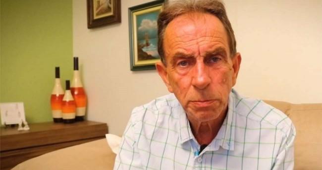 Luiz Carlos de Siqueira, Prefeito de Aparecida do Norte (SP) -  Foto: Reprodução