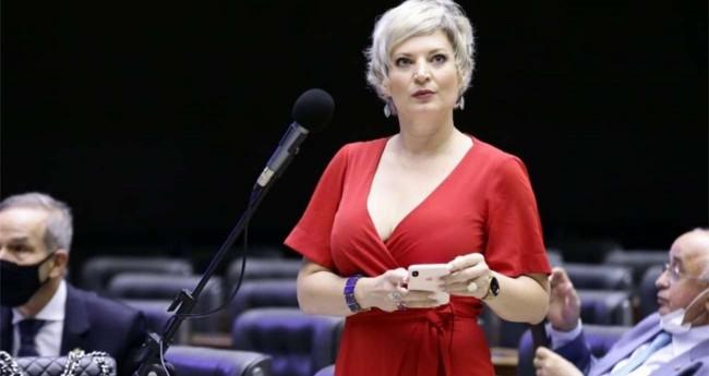 Joice Hasselmann - Foto: Maryanna Oliveira/Câmara dos Deputados