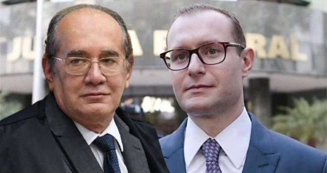 Gilmar Mendes e Cristiano Zanin - Foto: Carlos Moura/STF; Albari Rosa/Gazeta do Povo