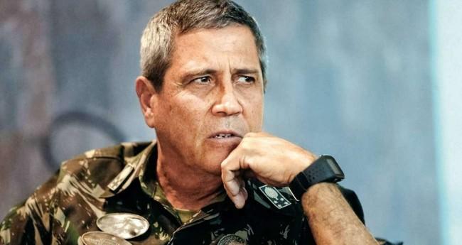General Braga Neto - Foto: Fernando Frazão/Agência Brasil