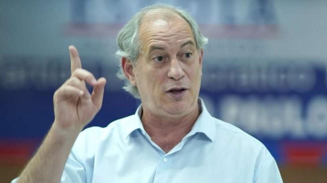 Ciro Gomes (Reprodução)