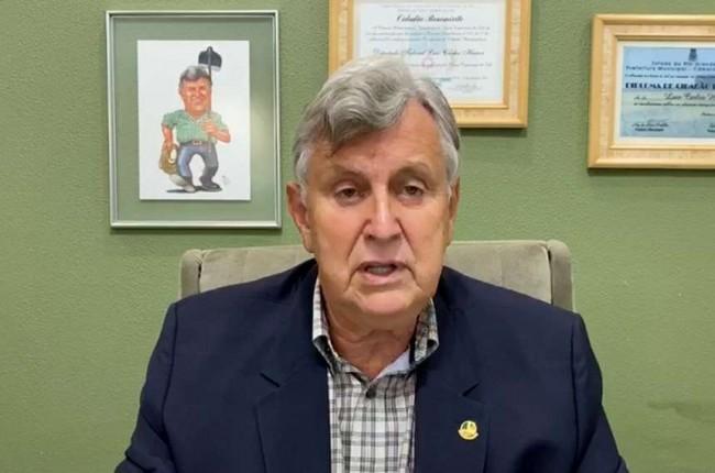 Foto reprodução TV Senado