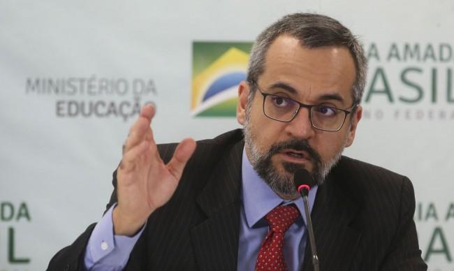 Abraham Weintraub - Foto: Antonio Cruz/Agência Brasil