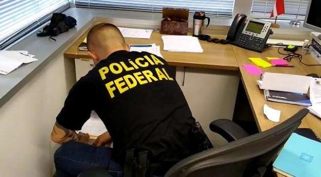 Foto Reprodução/Polícia Federal