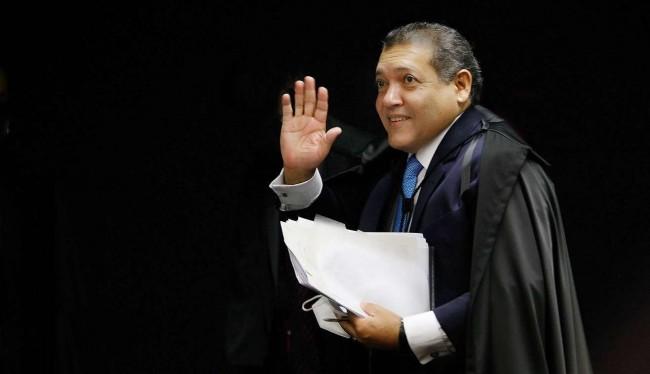 Kassio Nunes Marques - Foto: FELLIPE SAMPAIO /SCO/STF