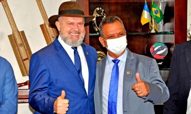 Foto: Aldemar Ribeiro/Governo do Tocantins