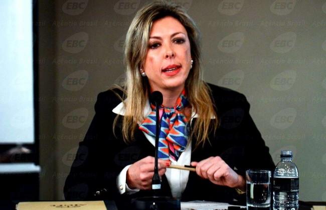 Thaméa Danelon (Foto: Rovena Rosa/Agência Brasil)