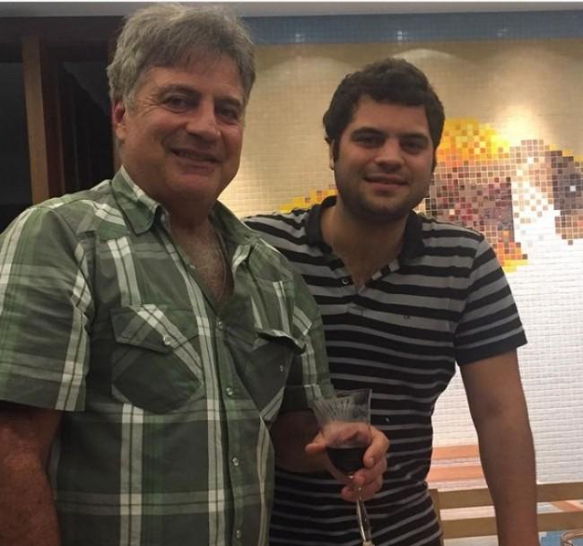 Luiz e Gustavo Sefer (Foto: Arquivo/Instagram)