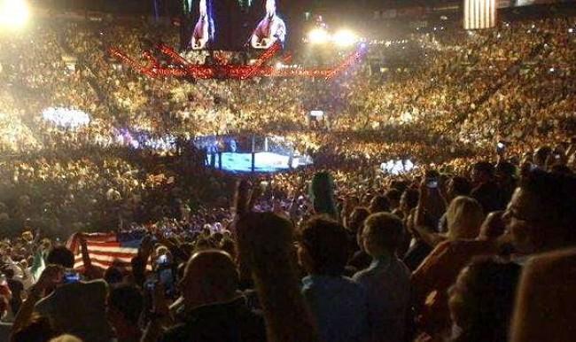 Foto divulgação/UFC