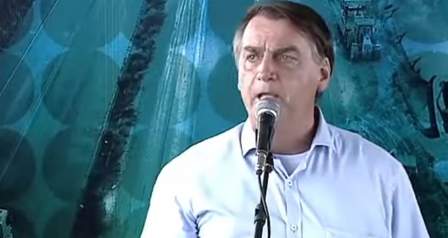 Jair Bolsonaro - Foto: Reprodução