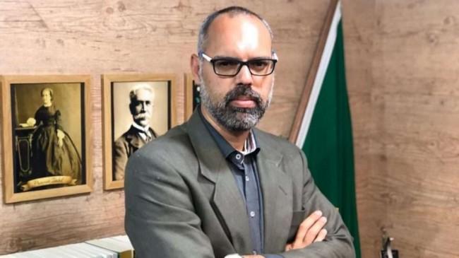 Allan dos Santos - Jornalista havia alertado sobre as maletas 8 meses antes