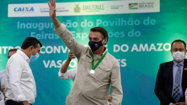 Jair Bolsonaro - Crédito: Alan Santos/PR