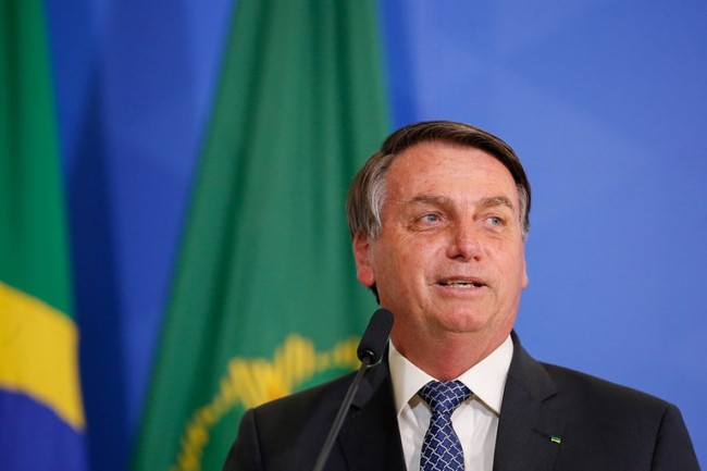 Jair Bolsonaro - Foto: Carolina Antunes/PR