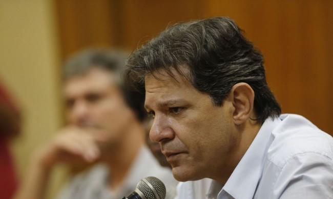 Fernando Haddad - Foto: Fernando Frazão/Agência Brasil